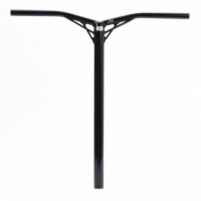 Logic Axis Aluminium Scooter Bars Black
