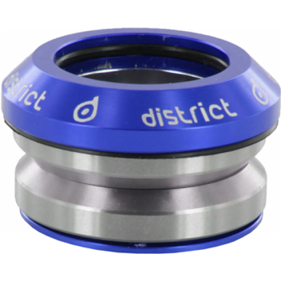 District S Series Integrated Headset Blue