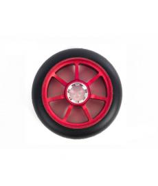 Ethic Incube DTC Wheel 100mm Red