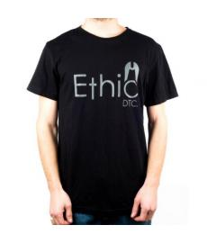 Ethic DTC T-Shirt Black Small