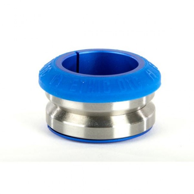 Ethic Silicone Integrated Headset Blue