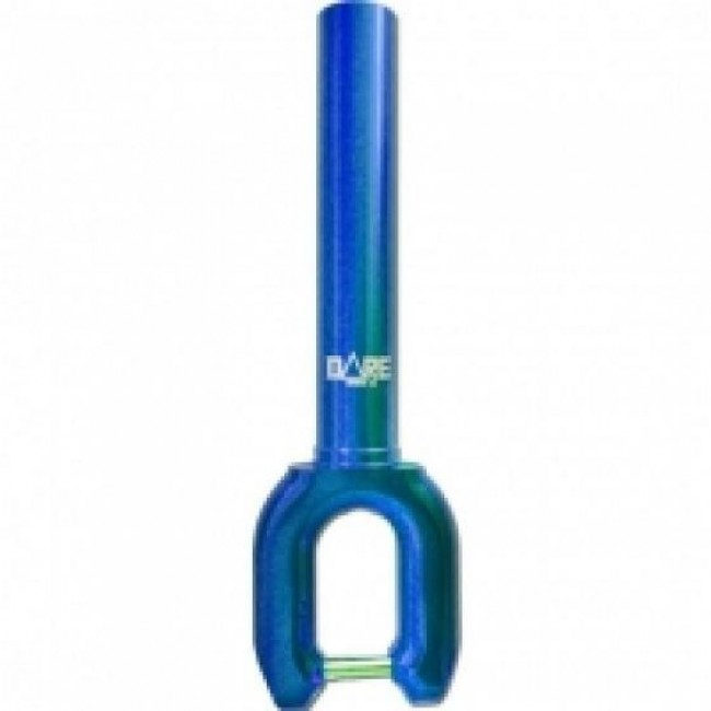 Dare SMX Scooter Fork Gloss Blue