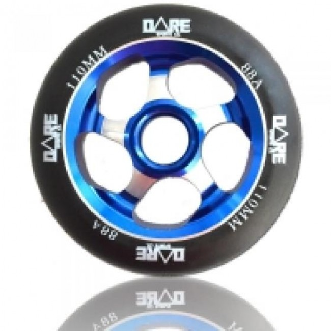 Dare Motion Scooter Wheel Blue 110mm