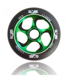 Dare Swift 2 Scooter Wheel Green 110mm