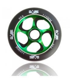 Dare Swift 2 Scooter Wheel Green 110mm