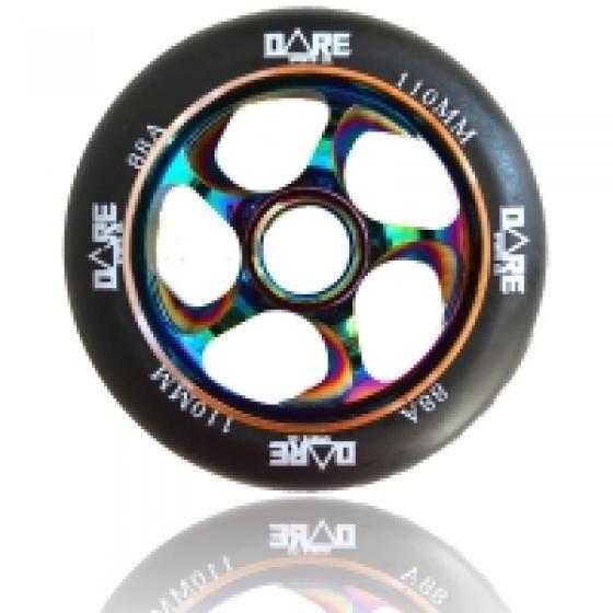 Dare Swift 2 Scooter Wheel Black/Neo 110mm