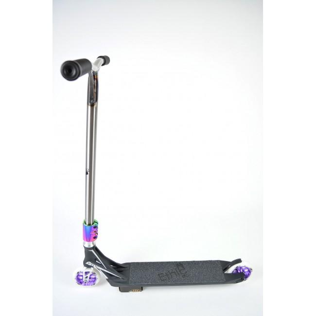 Ethic Lindworm Custom Stunt Scooter Black