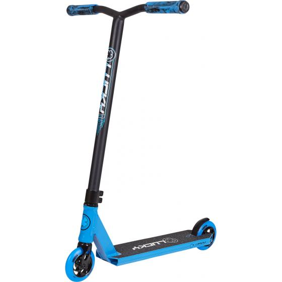 Lucky Crew Stunt Scooter Black/Blue 2019