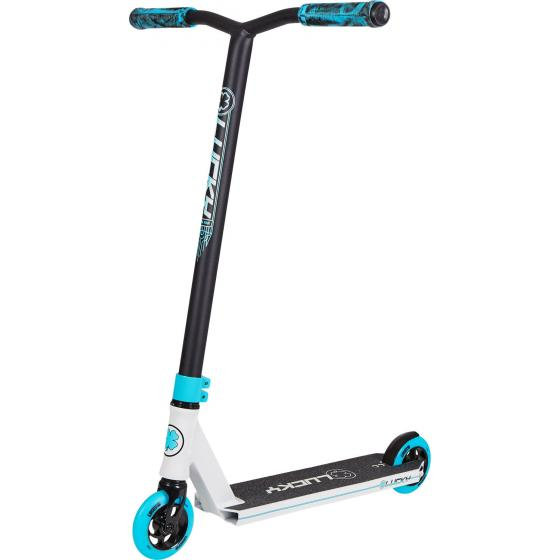 Lucky Crew Stunt Scooter White/Blue 2019