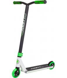 Lucky Crew Stunt Scooter White/Green 2019
