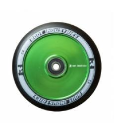 Root Industries Air Wheel Black/Green 110mm