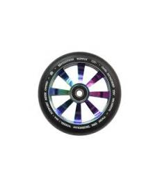 Revolution Twin Core Scooter Wheel Neo Chrome 110mm