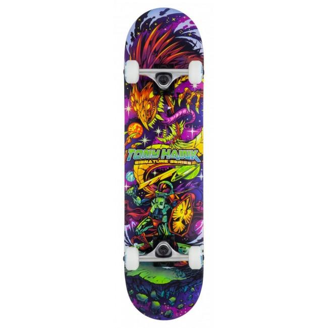 """Tony Hawk 360 Series Cosmic Complete Skateboard 7.75"""""""