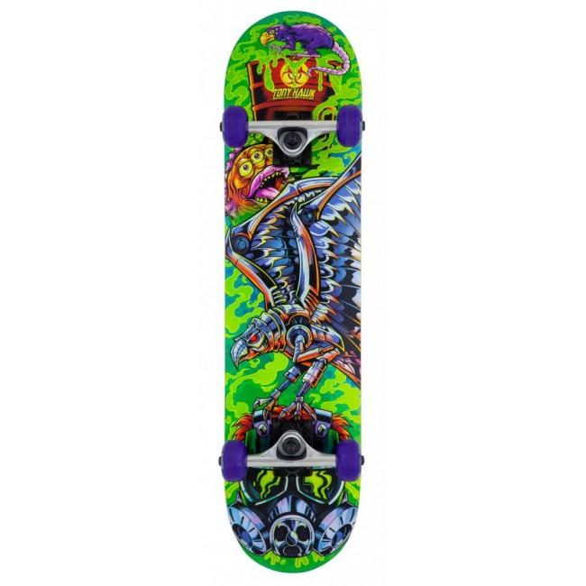 "Tony Hawk 360 Series Toxic Complete Skateboard 7.5"""