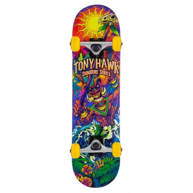 "Tony Hawk 360 Series Utopia Mini Complete Skateboard 7.25"""