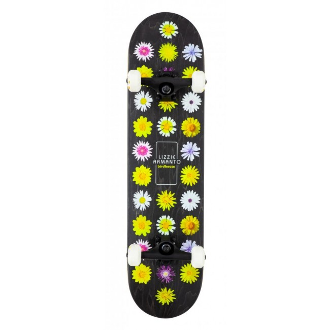 "Birdhouse Stage 3 Skateboard Armanto Floral 7.75"""