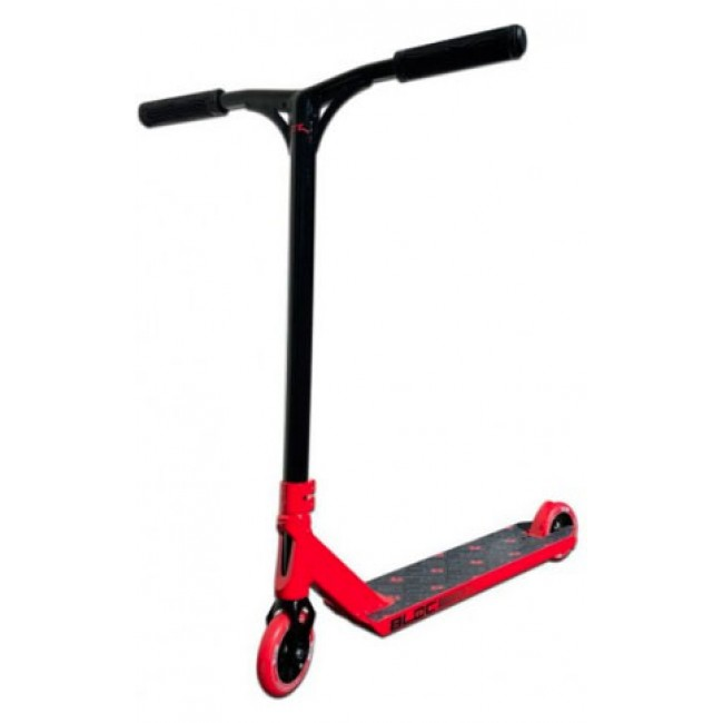 AO Bloc Stunt Scooter Red