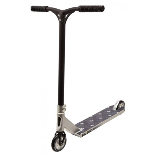 AO Bloc Stunt Scooter Silver