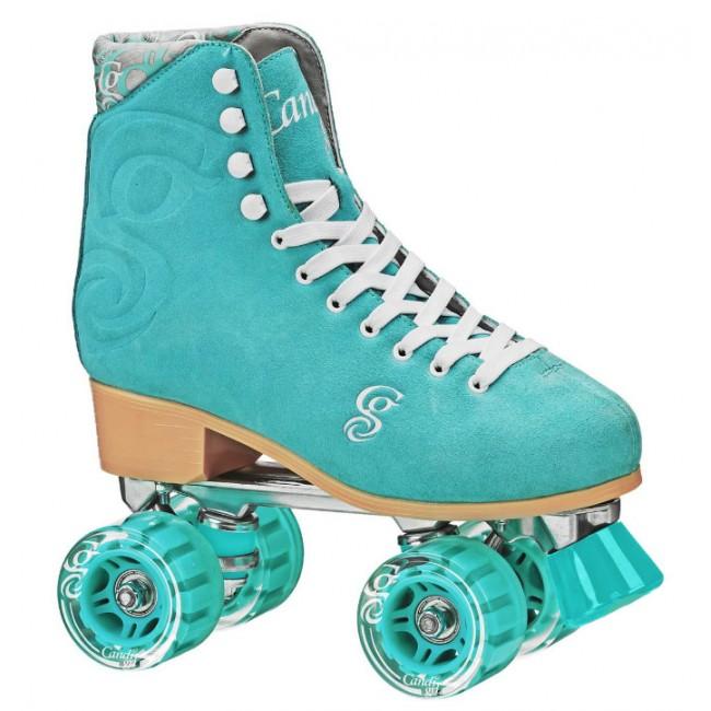 Candi Girl Carlin Roller Skates Teal