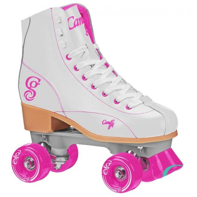 Candi Girl Sabina Roller Skates White/Pink