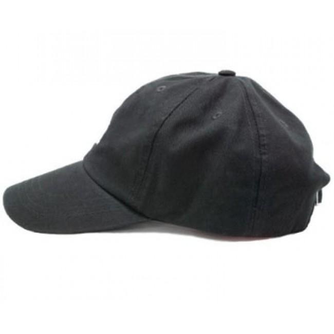 Core Low Profile Dad Cap Black