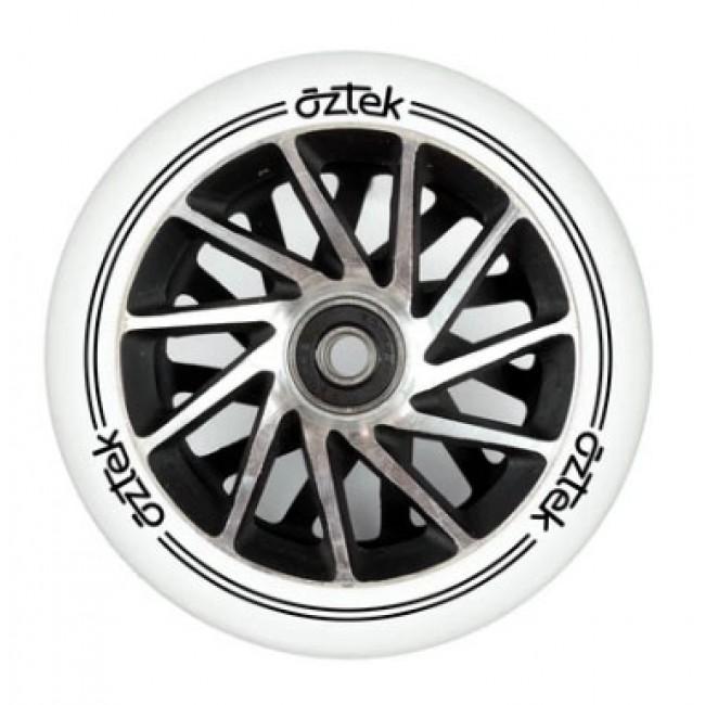 Aztek Ermine Pro Scooter Wheels Black 110mm 2 Pack