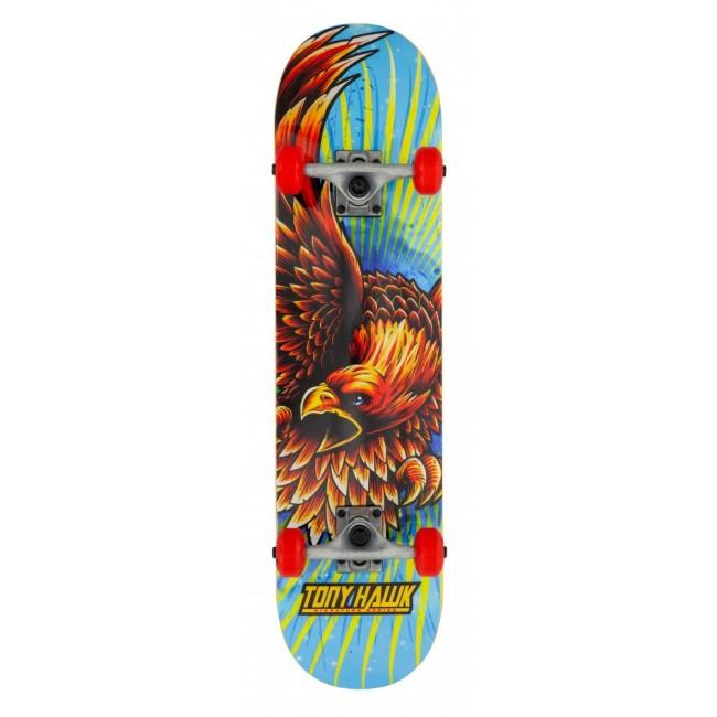 """Tony Hawk 180 Series Golden Hawk Complete Skateboard 7.75"""""""