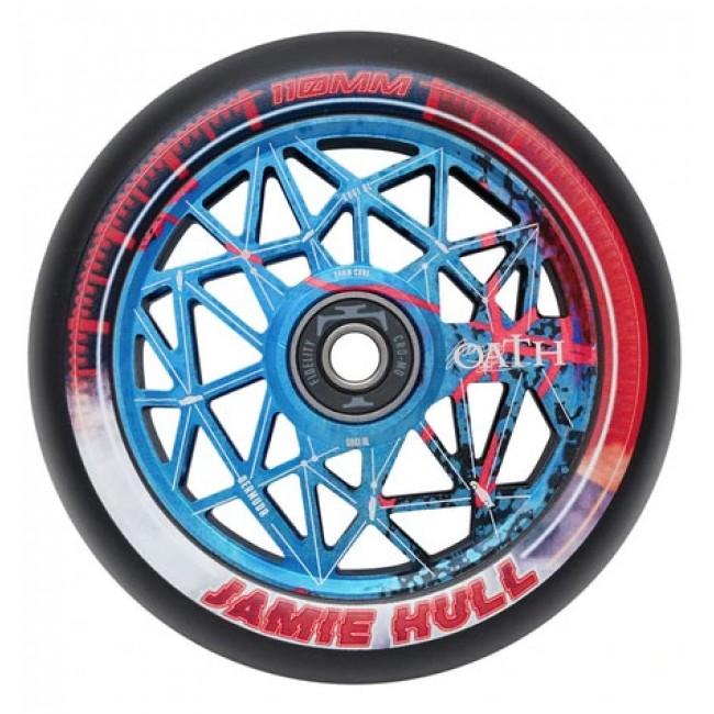 Oath Jamie Hull Signature Scooter Wheels