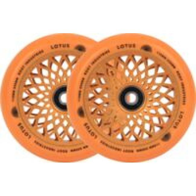 Root Industries Lotus Scooter Wheels Radiant Orange 110mm