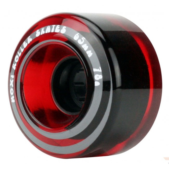 Moxi Outdoor Classic Skate Wheels Cherry Stain 65mm/78A