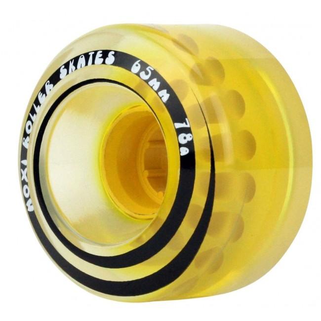 Moxi Outdoor Classic Skate Wheels Pineapple 65mm/78A