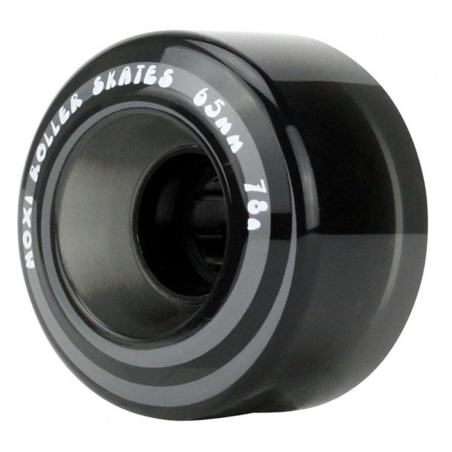 Moxi Outdoor Classic Skate Wheels Smoke 65mm/78A
