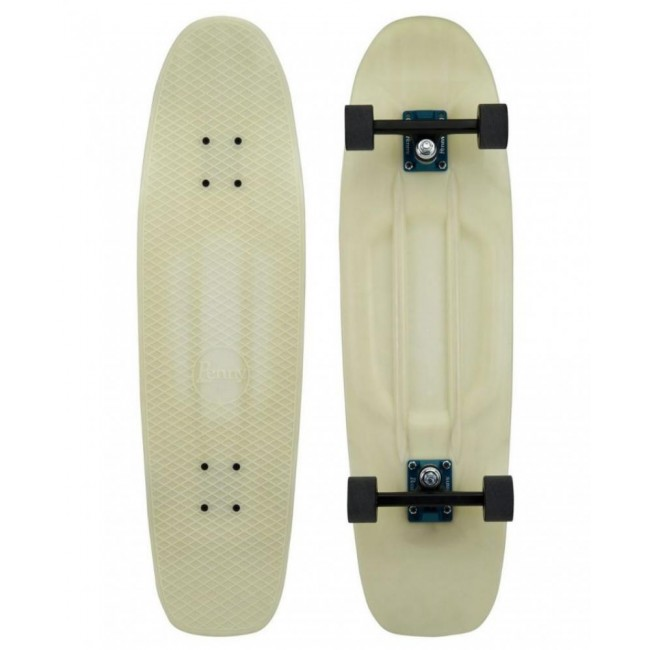 Penny Glow Midnight Cruiser Skateboard Black 32