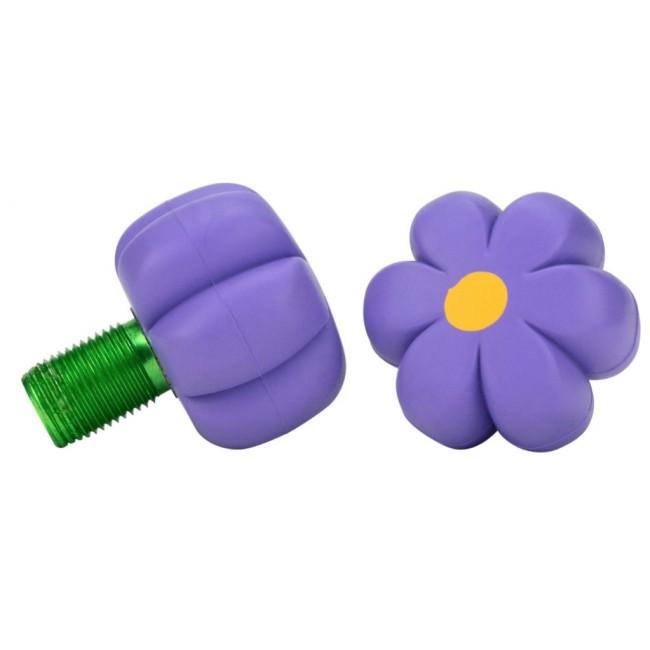 Moxi Brake Petal Toe Stops Violet FNM Pair