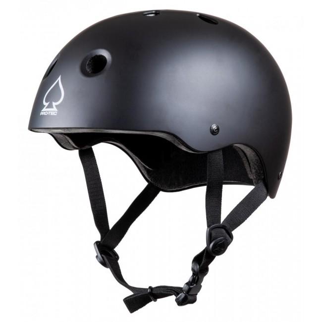 Protec Prime Skate Helmet Black