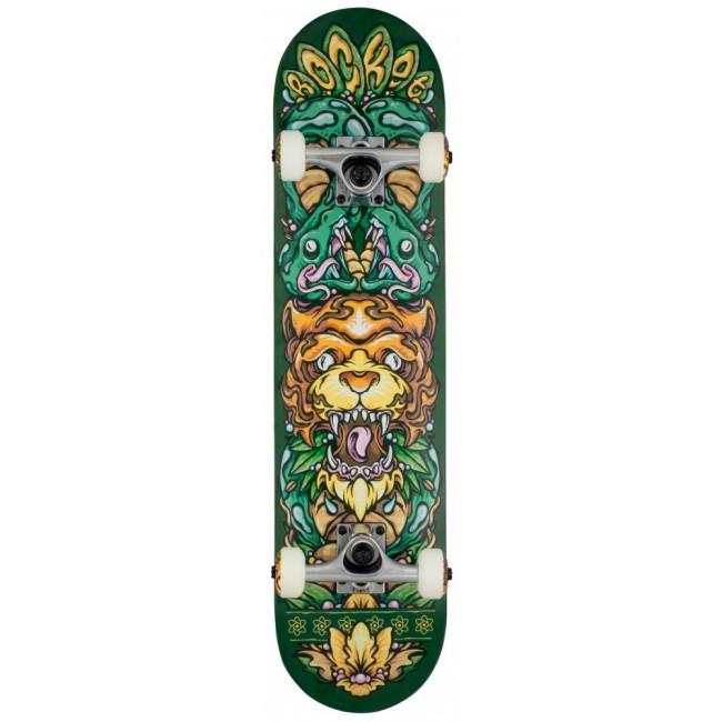Rocket Wild Pile-Up Complete Skateboard