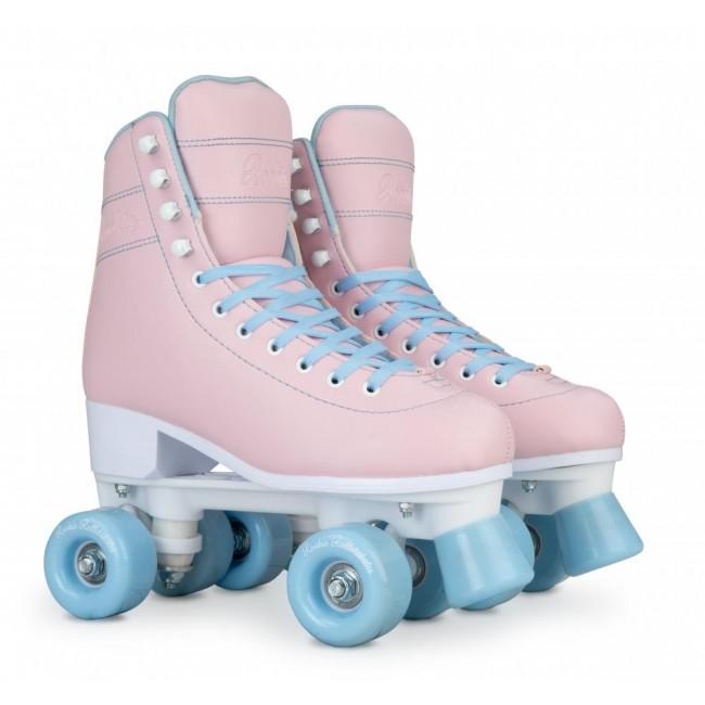 Rookie Bubblegum Quad Roller Skates Pink