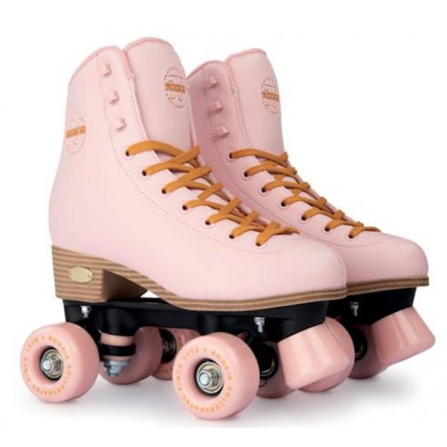 Rookie Classic 78 Quad Roller Skates Pink