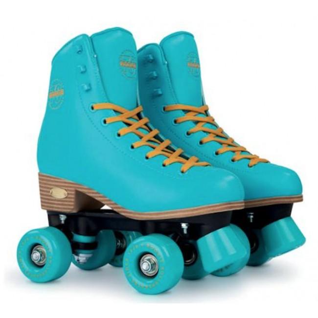 Rookie Classic 78 Quad Roller Skates Blue