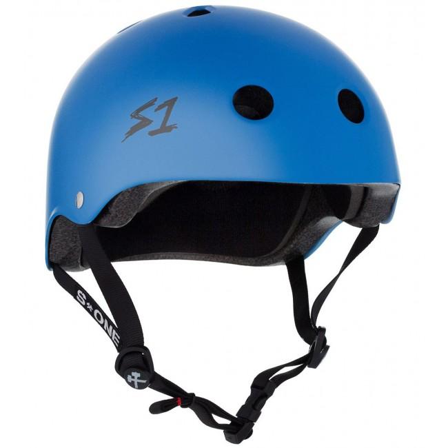 S1 Lifer Helmet Matt Cyan