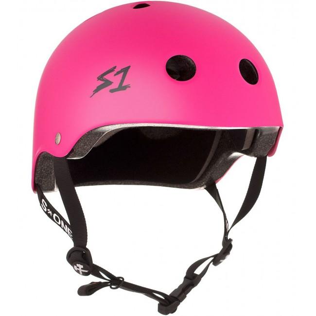 S1 Lifer Helmet Matt Pink