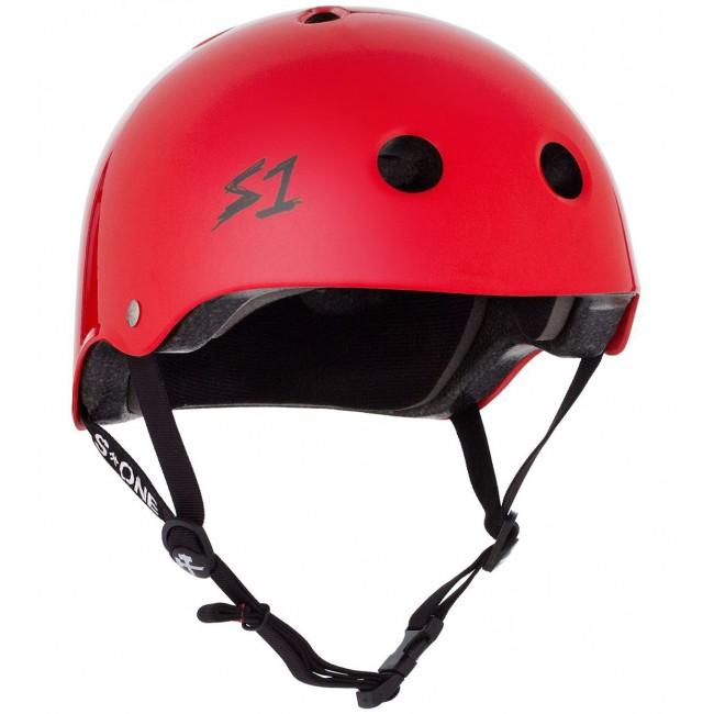S1 Lifer Helmet Gloss Red