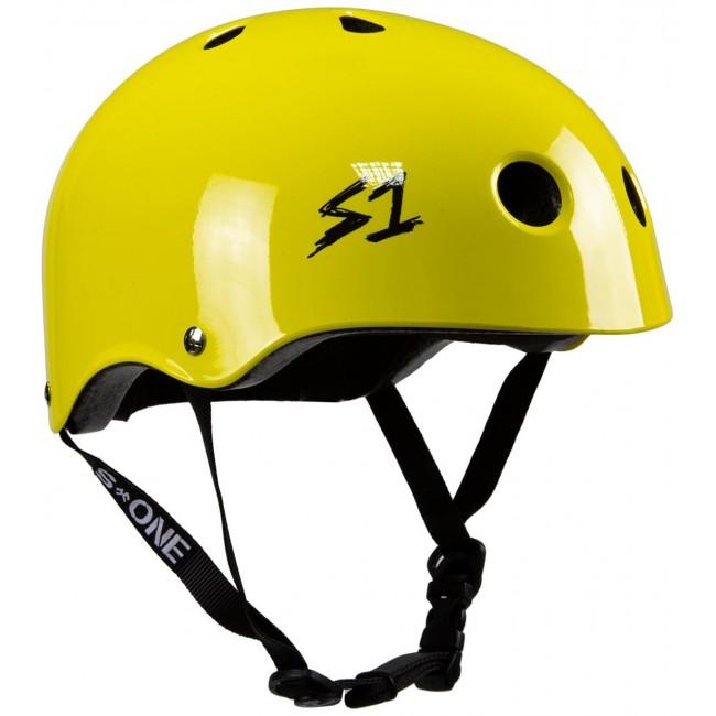 S1 Lifer Helmet Gloss Yellow