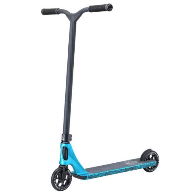 Fasen Spiral Complete Stunt Scooter Blue