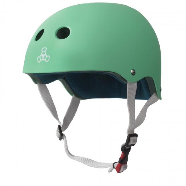 Triple 8 Sweatsaver Certified Mint Helmet L/XL