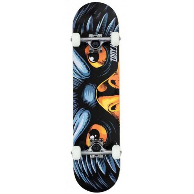 Tony Hawk 180 Series Eye Of The Hawk Complete Skateboard 7.5