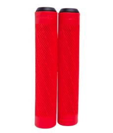 Longway Twister Scooter Grips Red