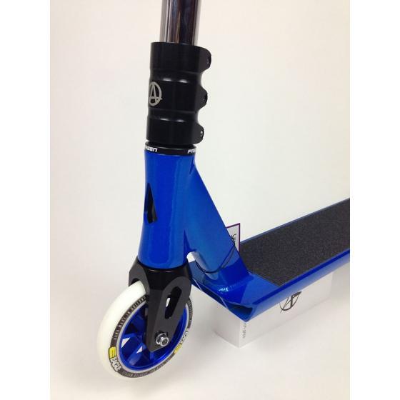 blunt apex custom stunt scooter