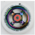 Revolution - Spoked - White 110mm +£43.90