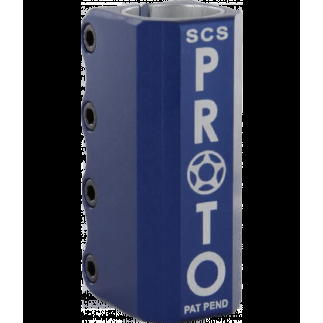 Proto SCS Compression Clamp Blue